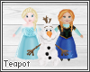 T| Disneys Frozen Toys