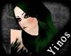 [Yin] Green Sarah Willow