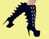 *HC* Blue Rock Boots