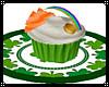 Lucky Cupcake