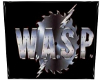 80s Band W.A.S.P. Poster