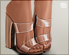 !.Clear Heels.