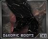 ICO Demon Boots F