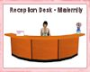 Reception Desk-Maternity