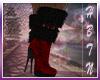 {HG} Red Fur Heels