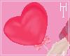 -Heart Lolli Pink.-