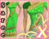 *Green Saree/Sari*