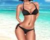 Black Bikini Set -F-