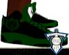 Blk/Grn Kd Shoes