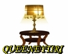 QN* Victorian Lamp