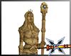 !K Warden Statue