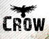 Crow bubble black