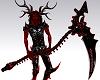 Sir Ani Red DeathScyth