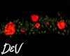 !D Glowing Rose Vine