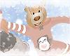 ✧˚Pengiun Teddybear