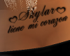 Mm* Custom Skylar Tstamp