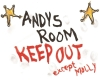 Andy's Room by Dorian
