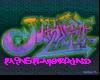 Juggalette Wall Grafitti