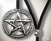 Pentagram Ncklace  M