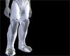Silver Armor Legs