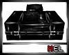 [MEL] Black Armchair