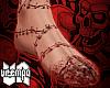 va. bloody feet M