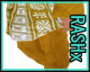 [Rx] African Gold Pants