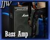 4 x 10 Bass Amp