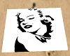LC B&W Marilyn Monroe