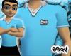 Sikk Polo: Sky Blue