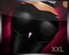<3 Tights Black XXL