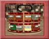 Animated Spice Rack