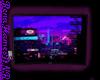 Hanging Anim Neon TV