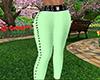 Green Skinny Pants RXL