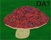 (A) Sunny Red Mushroom