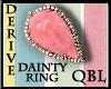 Spring Dainty Ring