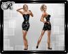 Black Glistenz Dress