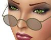 Low Round Rim Glasses V2