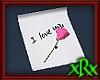 Love Letter Rose pink