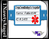 (1NA) Hospital Wrist Ban