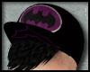 Purple Batman cape