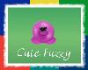 Purple Cute Fuzzy
