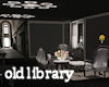 !Old dark library