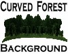 Curved Forest Background