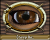 |Svy| Brown Shine Eyes