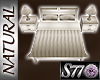 Natural Cream Bed 2