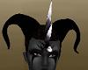 Horns w Head Spikes