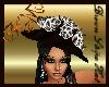 MzM Brown Stripe Hat
