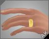 ~AK~ Wedding: Male Ring