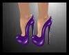 Donna Heels Purple
